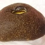 たま木亭 - ほうじ茶黒豆クリームパン