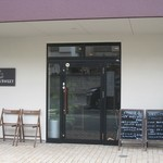 カフェ ビタースイート - 店舗外観