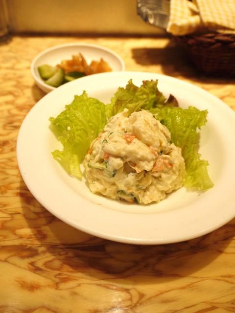 すぱいす - 2011年のポテトサラダ