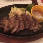 MEGUSTA - 牛サーロインステーキ