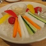 95824377 - 野菜スティック(580円)