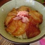 浜のかあちゃんめし - 料理写真:べっこう丼…税込1000円