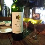 95825001 - ワイン(ATTILA PINCE)