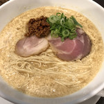 名古屋八麺山 - 料理写真:たまご醬々麺