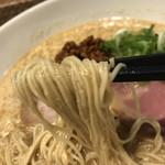 名古屋八麺山 - たまご醬々麺