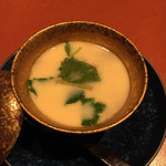 95829638 - 鶏と牛蒡の茶碗蒸
