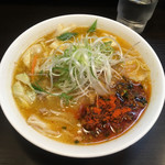 95830442 - ニラ豆板ラーメン (930円)