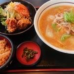 95830990 - イベリコ豚菜定食