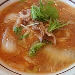 95830991 - イベリコ豚菜定食 味噌