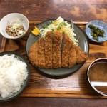 とんかつ あき - 料理写真: