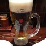 小倉山 - 「生ビール」