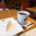 トップス キーズカフェ - ケーキセット