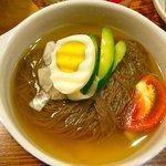 ジャンモ - ミニ冷麺・2011/9