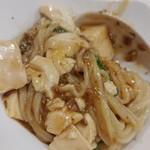 ラーメン哲史 - 麻婆麺