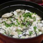 95843367 - 牡蠣のストウブご飯