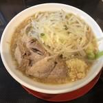 らぁ麺 しん - 小ラーメン 平麺200g