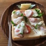 いまここcafe 杜丸 - 料理写真: