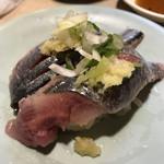 あかね寿司 - 料理写真:さんま