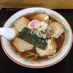 赤羽食堂 - チャーシューメン650円税込み