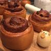 Piggies - 料理写真:シナモンロール