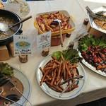 レストラン桂川 - バイキング料理