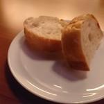 Lasen - 麻布十番のベーカリーから仕入れているパン