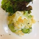 とり八 - ポテトサラダ