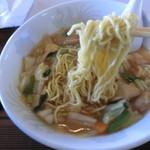 95850126 - 低加水旭川麺