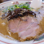 ラーメン池田 - 料理写真:ラーメン(ハリガネ・700円)