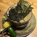 お茶漬け(海苔・梅)