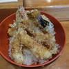 鮨亭 松川 - 料理写真:海老天丼 650円