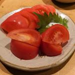 白金 酉玉 - トマト