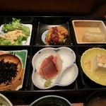 膳菜や - 日替わり定食980円