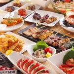 TORI TAMURATTE - 宴会は4名~最大18名。
