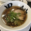 黒船 - 料理写真:秋刀魚だしラーメン醤油