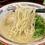 長浜ラーメン 博多屋 - 麺リフト