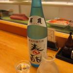 95865589 - 浦霞 春酣(はるたけなわ)純米吟醸生酒(塩釜)(1.2合):?円