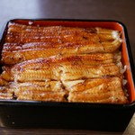 小川家 - 料理写真:関東風鰻