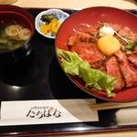 95867858 - ローストビーフ丼