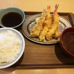 天麩羅 えびのや - 味わい定食