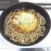 野州そば - 料理写真:かき揚げそば大盛り!結構な量!開店したばかりのせいか、かき揚げが香ばしい!