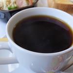 遊麺屋 - ホットコーヒーです