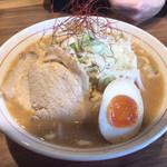 サンパチラーメン - 味噌ラーメン ¥750