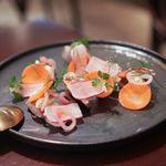 オドラント - 和歌山県真鯖の香味野菜マリネ