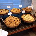 ジェイアールイン札幌 - 一部除いて北海道の小麦ちゃんのパン~☆