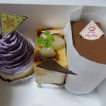 ケーキハウス・ナナ - 料理写真: