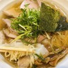 大阪麺哲 - 料理写真:肉醤油雲呑