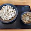 こんこ屋 - 料理写真:「魚介豚骨うどん」740円