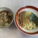 らーめんつけめん専 - つけ麺(メンマトッピング)
