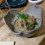 喜多郎寿し - いろいろ魚の南蛮漬け